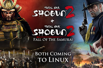 Total War: Shogun 2 Linux'a Geliyor
