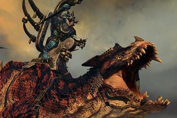 Total War: Warhammer II'den Lizardmen Fragmanı