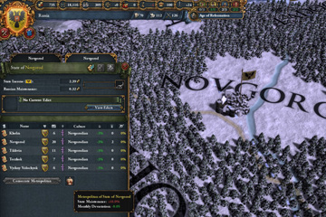 Europa Universalis IV – Metropolitanlar ve İkonlar