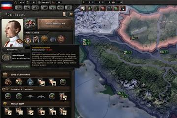Hearts of Iron IV – Yugoslavya ve Stratejik Alan Değişiklikleri