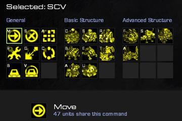 StarCraft: Remastered'da Kısayol Tuşları