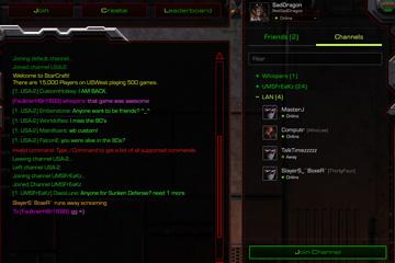 StarCraft: Remastered'da Chat Geliştirmeleri