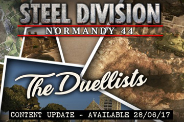 Steel Division: Normandy 44 – The Duellists