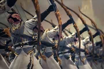 Total War: Warhammer 2'de Yüksek Elfler