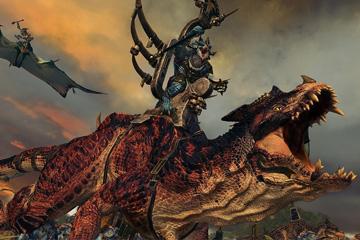 Total War: Warhammer 2'de Lizardmenler