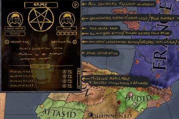 Crusader Kings II – Ekip Yapısı