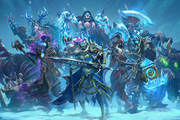 Hearthstone – Knights of the Frozen Throne Duyuruldu