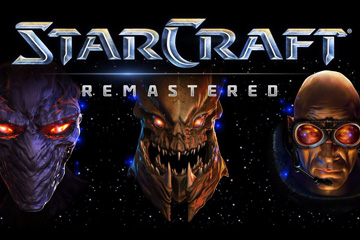 StarCraft Remastered ve 1.20 Yaması