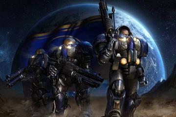 StarCraft: Remastered'da Terran Birimleri