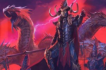 Total War: Warhammer 2'de Kara Elfler