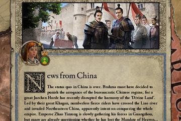 Crusader Kings II – Çin'den Havadisler