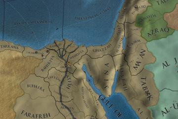 Europa Universalis IV'te Yakın Doğu Geliştirmeleri