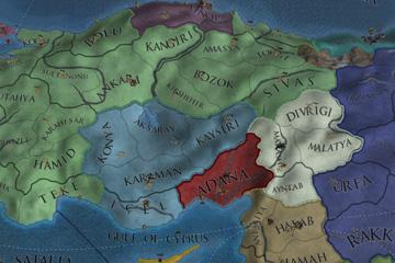Europa Universalis IV'te Anadolu ve Kafkasya Geliştirmeleri