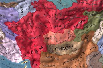 Europa Universalis IV'te İran ve Horasan Geliştirmeleri