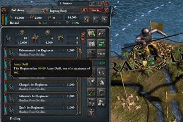 Europa Universalis IV'te Ticaret Haritaları ve Ordu Talimi
