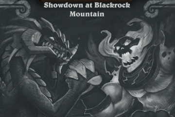 Hearthstone'da 111. Hafta: Showdown at Blackrock Mountain