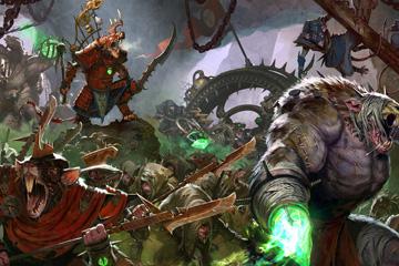 Total War: Warhammer 2'de Skaven Ordusu