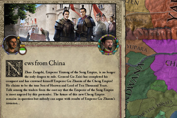 Crusader Kings II'de Çin Politikaları ve Maceracılar