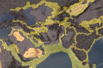 Crusader Kings II'de İpek Yolu Geliştirmeleri