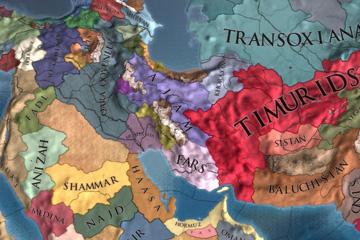 Europa Universalis IV – İran ve Feodal Teokrasi