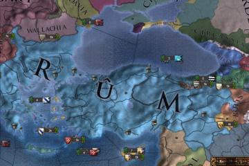 Europa Universalis IV'de Paşalar, Yeniçeriler ve Rûm