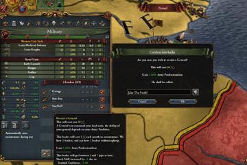 Europa Universalis IV'te Askeriye Mekanikleri