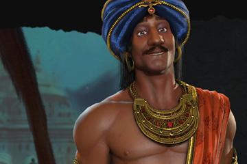 Civilization VI'da Hindistan'a Alternatif Lider: Chandragupta
