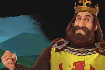 Civilization VI: Rise and Fall'da İskoçya ve Robert Bruce