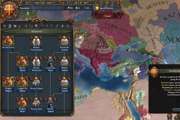 Europa Universalis IV'e Yeni Görev Sistemi