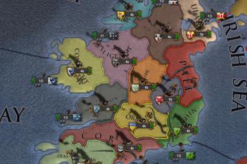 Europa Universalis IV'te Britanya, Fransa, Hollanda ve Burgonya Değişiklikleri