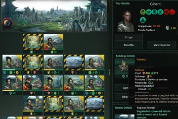 Stellaris'te Kara Savaşları ve Ordu Değişiklikleri