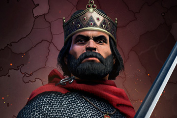 Thrones of Britannia'da Büyük Alfred