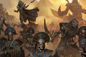 Total War: Warhammer 2 – Rise of the Tomb Kings'e Dair