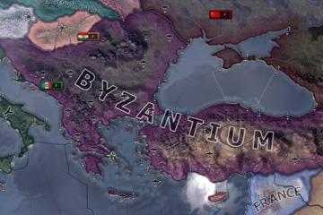 Hearts of Iron IV'da Kurulabilir Ülkeler ve Yeni Başarımlar