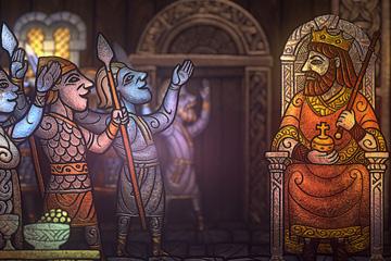 Thrones of Britannia'da Olaylar