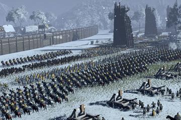 Thrones of Britannia'da Gaeller