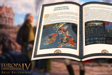 Europa Universalis IV: Türkçe Rule Britannia Kitapçığı