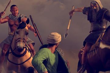 Total War: Rome II – Desert Kingdoms'ta Numidia