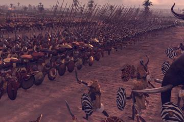 Total War: Rome II – Desert Kingdoms'ta Nabatae