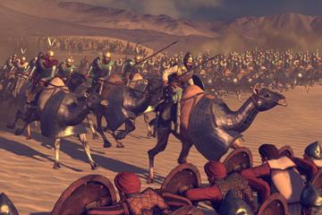 Total War: Rome II – Desert Kingdoms'ta Saba
