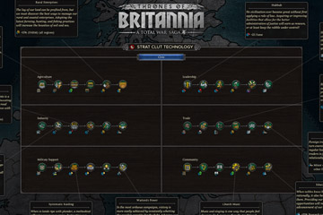 Thrones of Britannia'da Teknoloji Sistemi