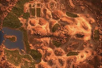 Total War: Arena'da Yeni Harita: Oasis
