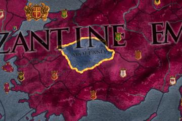 Crusader Kings II'de Harita Temizliği