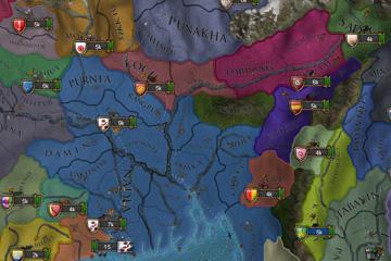 Europa Universalis IV: Hindistan'daki Değişiklikler #3