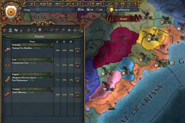 Europa Universalis IV'te Estate Değişiklikleri, Hint Kastları ve Kazaklar