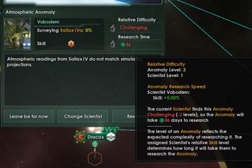 Stellaris'te Anomali Değişiklikleri, Hyperlane ve Yıldız Geliştirmeleri