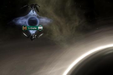 Stellaris'te L-Gate ve L-Cluster