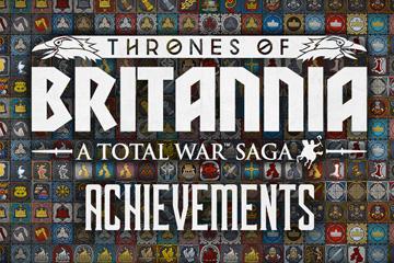 Thrones of Britannia Başarımları