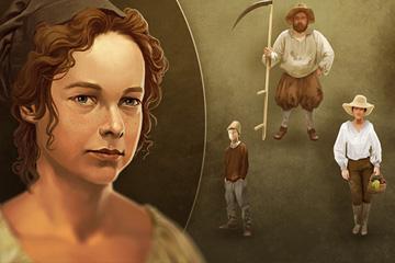 Anno 1800'de İlk Nüfus Aşaması: Çiftçiler
