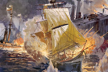 Anno 1800'de Kara Savaşlarına Dair Güncelleme
